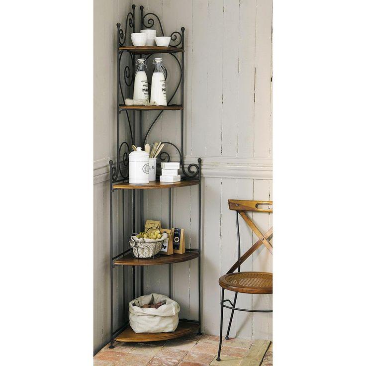 mueble esquinero de hierro  - lubéron | pa decorar | pinterest