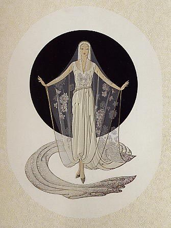 Image Detail for - Erté pursued his chosen careers with zest and creativity for almost ...