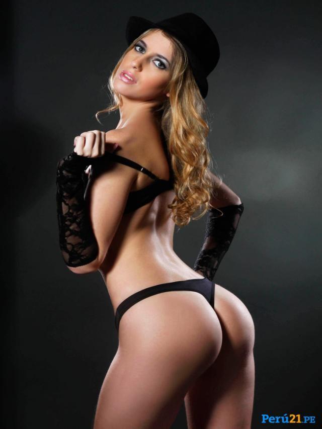 CHICA 21 DEL VERANO 2012 – PERÚ, Sexy babe