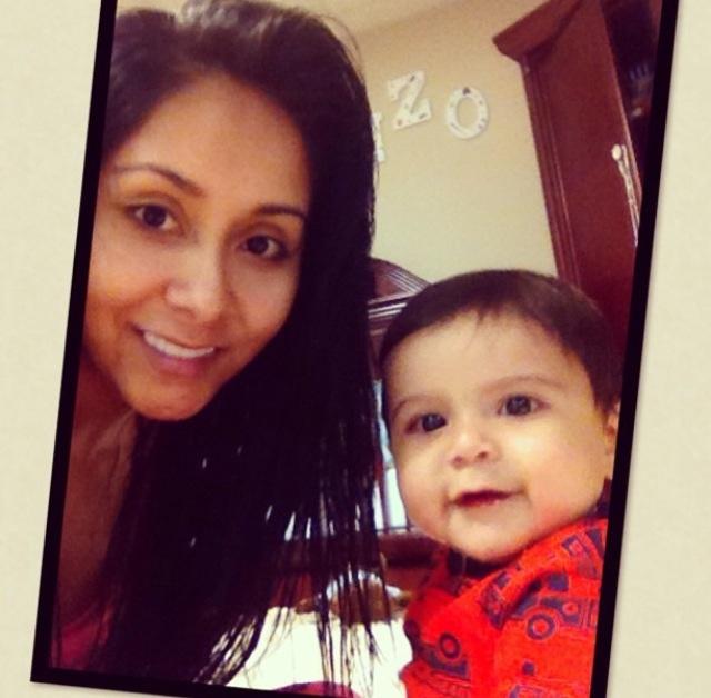 Nicole 'Snooki' Polizzi & her sweet baby boy Lorenzo!
