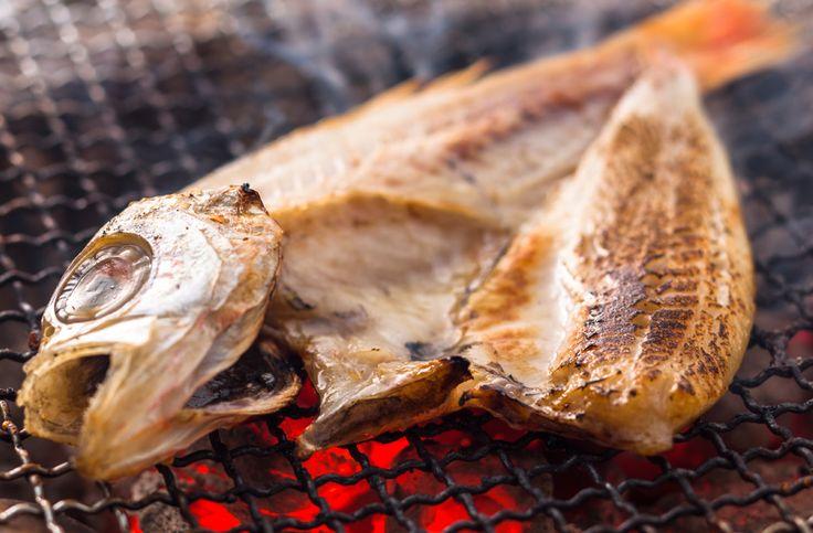 のどぐろ 豊潤な脂がジューシーで美味しい魚です。
