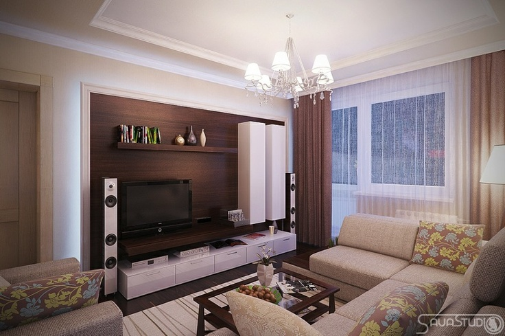 Comfortable Living Space Design