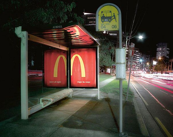40 Clever and Creative Bus Stop Advertisements | DeMilked