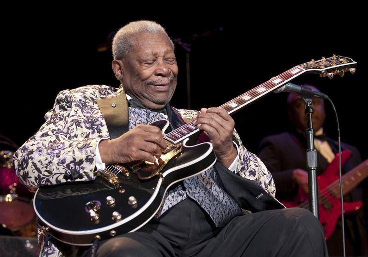 Daily 411: Blues legend B.B. King dies at age 89 in Las Vegas...