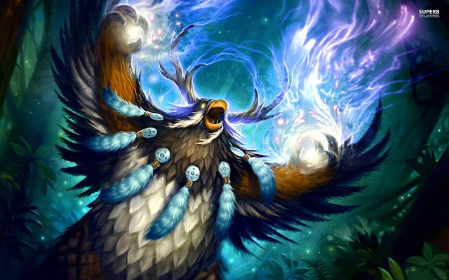 World Of Warcraft Druid Wallpaper Wallpapers Overflow World Of Warcraft Druid World Of Warcraft Warcraft