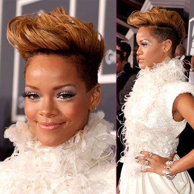 150 Best Images About Rihanna S Hair On Pinterest