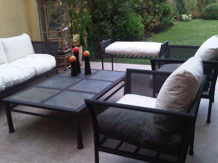 Muebles terraza Alas