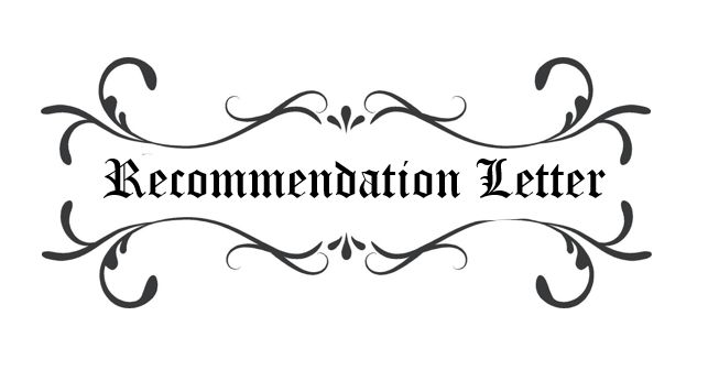 How to get Recommendation letter ?