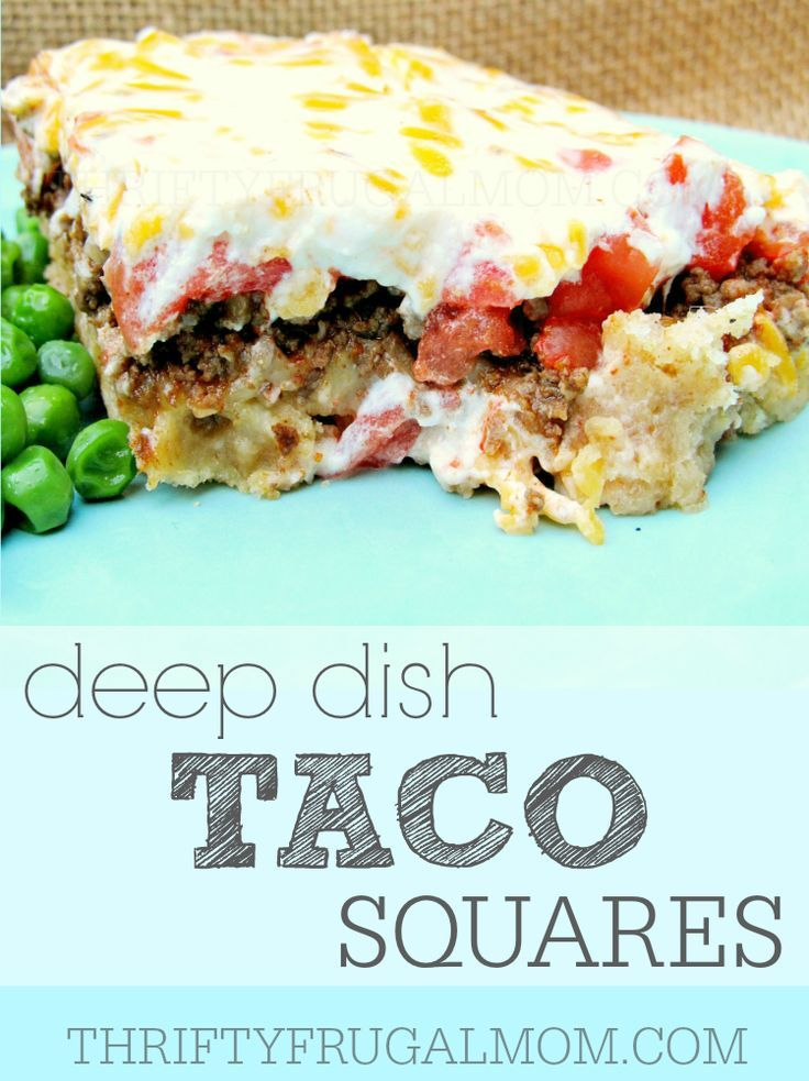This easy recipe combines layers of sour cream, cheese, tomatoes and ground beef on top of a tasty crust for a delicious kid friendly dinner!
