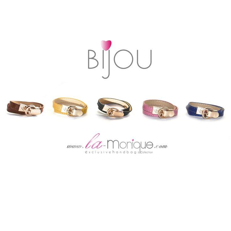 http://www.boutiqueonline.pl/akcesoria/199-bijou  #handbags #collection #luxury #leather #fashion #exclusive #accesories # akcesoria #bransoletka #gold #brand # logo #eleganckie #luksusowe # kolekcje #style #designer #facebook #fashion #style #look #email:boutique@la-monique.com #www.la-monique.com