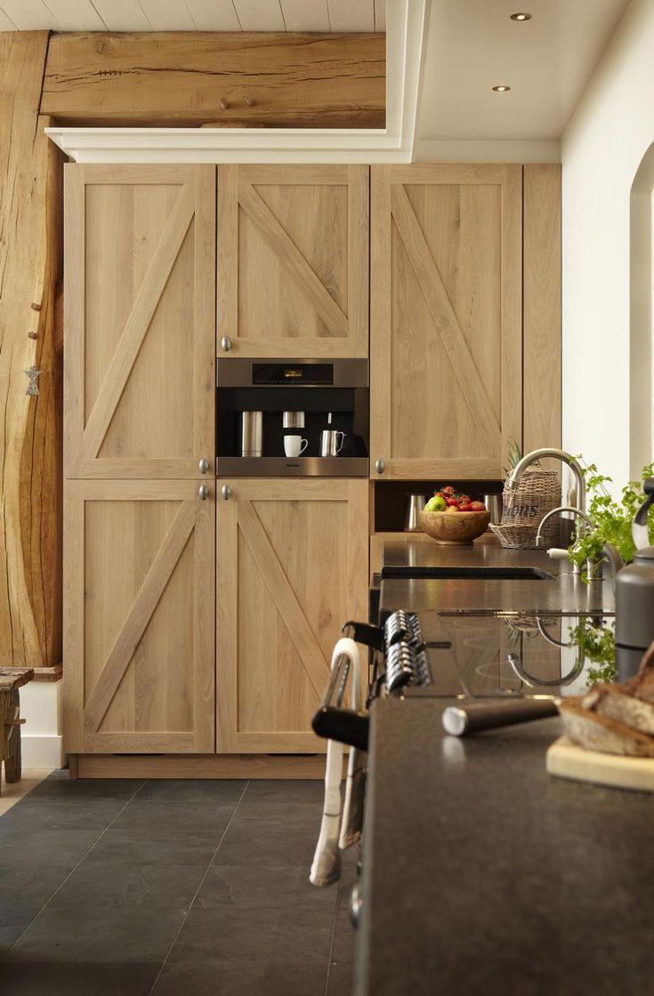 Meer dan 1000 ideeën over rustieke keukens op pinterest   keukens ...