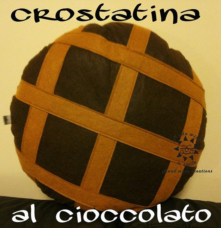 Cuscino Crostatina