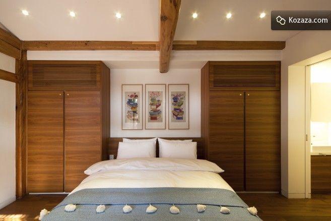Cheongsongjae: Double Room, Living Room