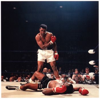 """I can hear Ali saying """"How ya like me now?"""" The Greatest of All Time! #BroPin"""