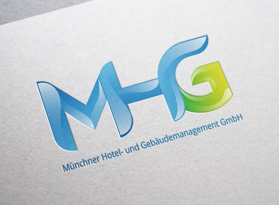 Kunde: MHG München  Internetseite: www.mhg-muenchen.de        MHG München / Hotelmanagement   Die Hotelserive- und Reinigungsfirma MHG in München bekamm ein komplett neues Corporate Identity. Ein neues Logo, sowie eine neue Homepage, Visitenkarten, Mappen, Briefpapier und mehr. Bei der Gestaltung des Logos war es