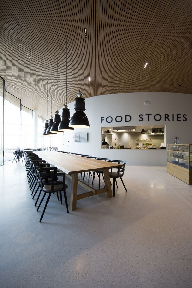 Julie chairs (design Julie Tolvanen) at Fazer Visitor Centre #fazerexperience