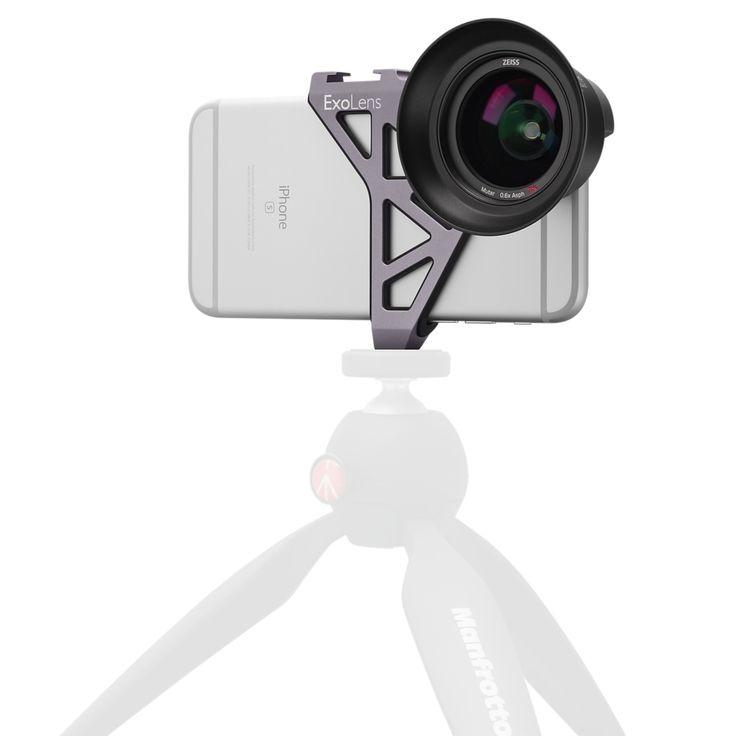 Широкоугольный объектив ExoLens с оптикой ZEISS для iPhone6/6s