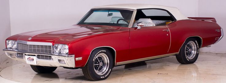 1972 Buick Skylark Image 27