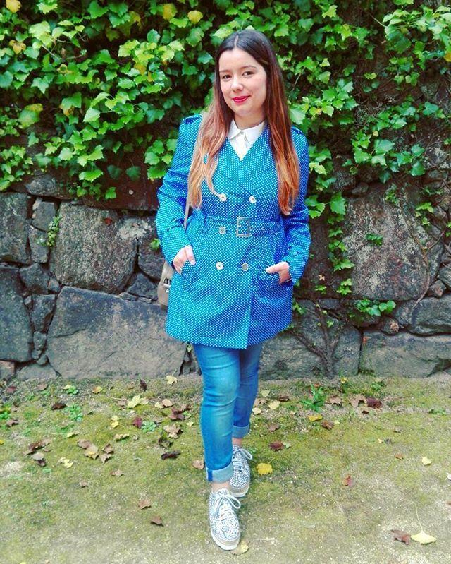 ❤Trench @riversidespain  ❤Blusa @lidlfashion ❤Jeans @zara ❤Espadrilles @aedoespadrilles  ❤Bolso @bimbaylola ❤Anillo @oceana_shop  #ootd #outfitdiario #outfitdetails #outfitdelgiorno #fashion #fashionista #instapic #instablog #instablogger #look #lookdiario #lookdia #lookdeldia #whatiwearing #whatiwearingtoday #whatiwear #riversidespain #trench #trenchcoat #lidl #zara #zarapeopletrends #zarapeople #aedoespadrilles #bimbaylola #bimbaylolabag