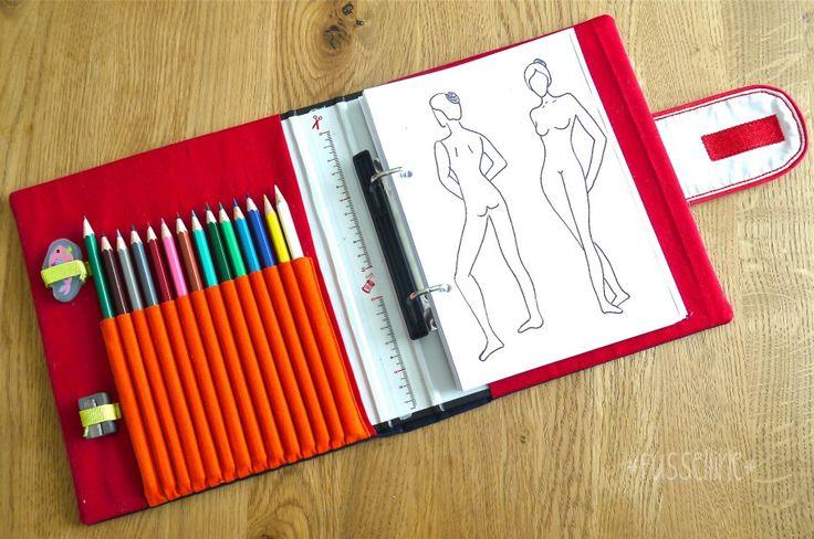 Fussellines Blog: Schnell! ...Papier und Stift!
