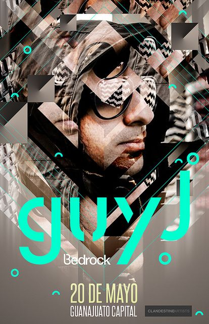 Guy J poster by The Realm World, via Flickr