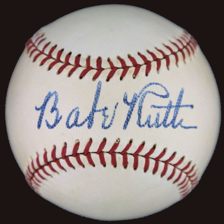 the best babe ruth autographed baseball ideas  babe ruth signed baseball contact your favorite celebs at staraddresses com