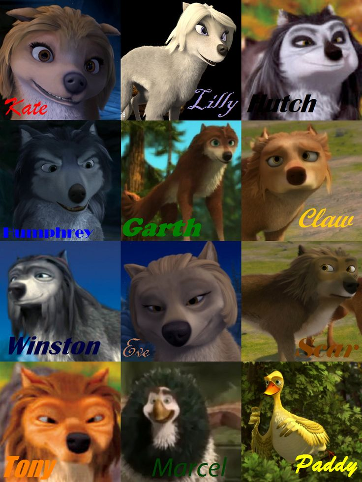 Alpha and Omega characters