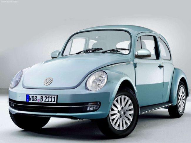 Nuevo Volkswagen Vocho Sedan 2015