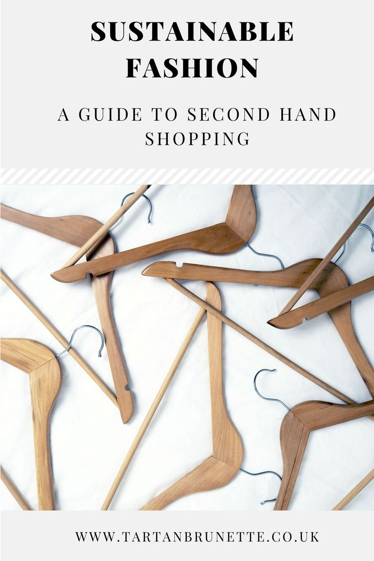 Are you wary of second hand shopping? Maybe you don't know where to begin. Click through to read my top tips for second hand shopping successfully and adding unique high quality pieces to your wardrobe