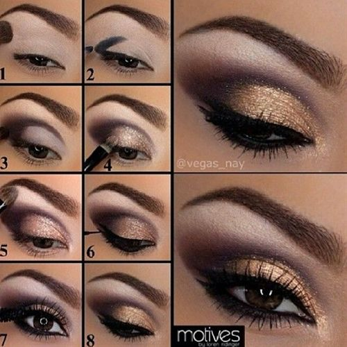 its really nice makeup - Click image to find more makeup posts