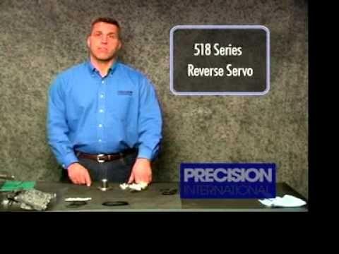 A500 Series: Double Bump Feeling in Reverse