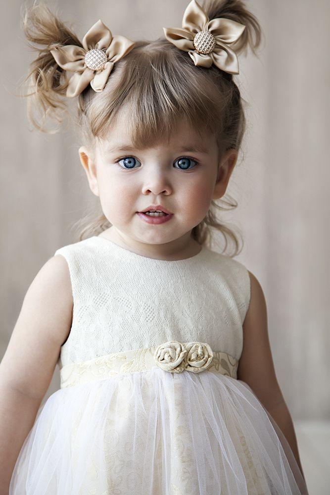 Красивые фото маленьких девочек, днем рождения