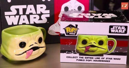 Funko Pop! Home: Star Wars Jabba The Hutt Mug Smugglers Bounty Exclusive *New In Box*