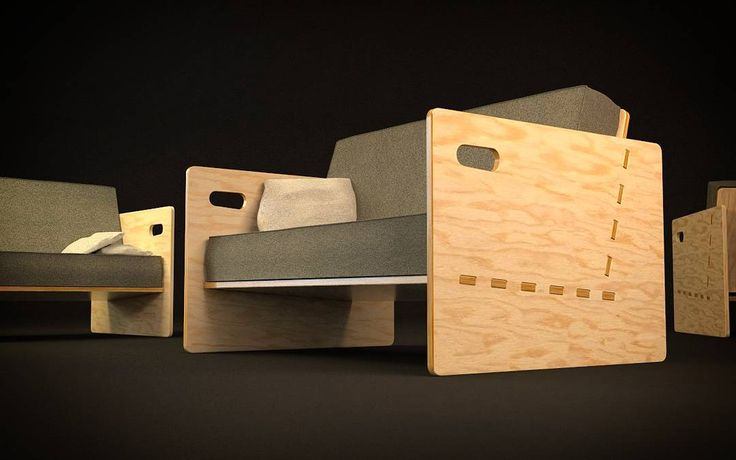 New Plywood Sofa Design : ... about plywood on Pinterest  Furniture, Cabinets and Plywood cabinets