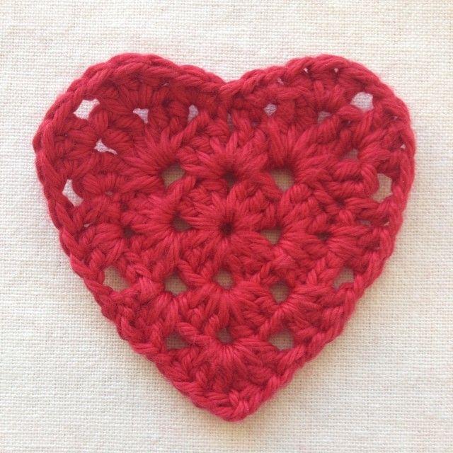 Free heart pattern!