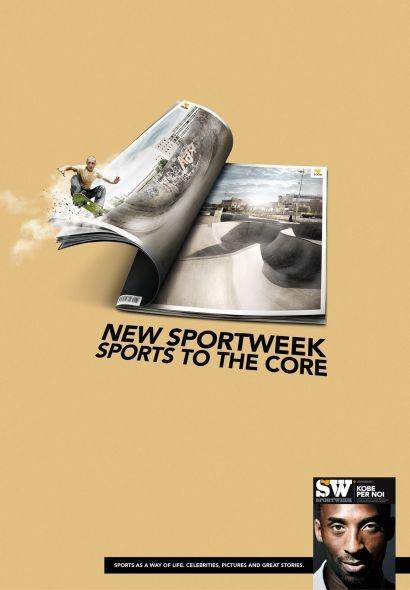 Sportweek magazine, La Gazzetta dello Sport: Skateboard