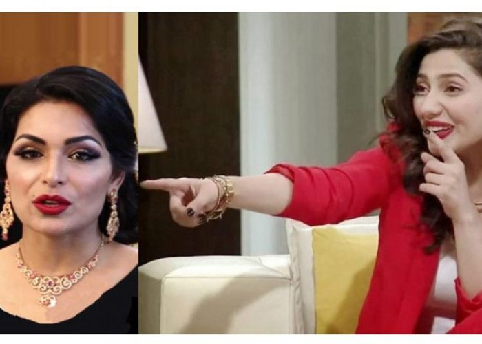 Meera is against Mahira Khan publicity. Meera hints this time the new emerging star Mahira Khan for casting in most of films, TV dramas and adds.