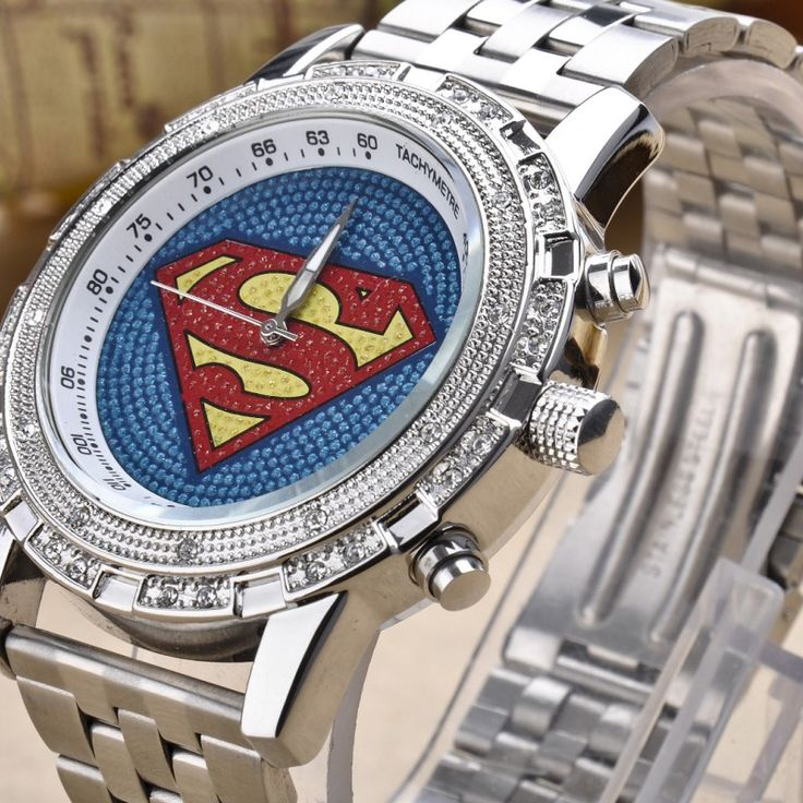 17 best images about men watches moonliza military aliexpress com buy 2013 top brand superman super man watch diamond dia stainless