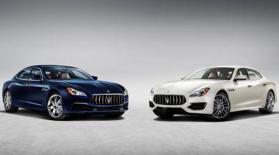 New Maserati Quattroporte 2017 by drive.gr