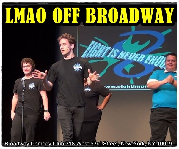 3pm TODAY at the Broadway Comedy Club  #Improv #Comedy #NYC FACEBOOK EVENT PAGE https://www.facebook.com/events/530320260690582/