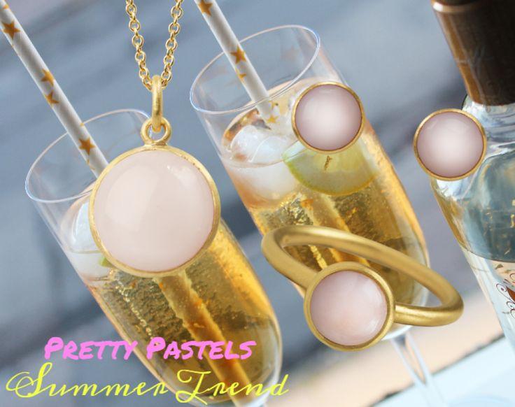 Summer trend: Pretty pastels #hvisk #hviskstylist #hvisksummerstyle