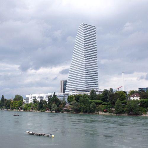 #grande #hauteur #désenfumage #ventilation #178m #building1 #roche #herzogagain #basel