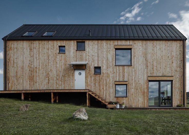 Markétka / Mjölk Architekti