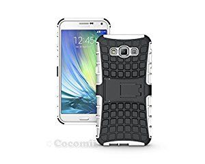 BEST Galaxy S3 Case, Cocomii® [HEAVY DUTY] Grenade Case *NEW* [ULTRA TITAN ARMOR] Premium Shockproof Kickstand Bumper Cover - Full-body Rugged Hybrid Protective Cover Bumper Case for Samsung Galaxy S3 • Unique, rugged design with style and the utmost protection • Raised edge around the front lip for face-down protection • Extreme protection from drops and scratches • Unique, slide-out kickstand for ease of video viewing • 5% Off Coupon Code 6BXA7NOZ This Week Only!