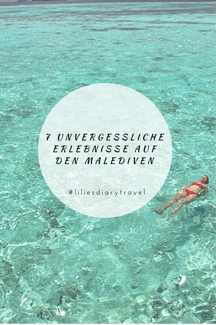 Maafushivaru – 7 unvergessliche Erlebnisse auf den Malediven!