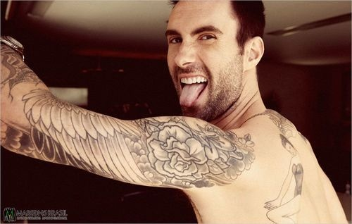 LOVE: This Man, Eye Candy, Sexy, Adam Levine, Boys, Marry Me, Things, Tattoo, Beautiful People
