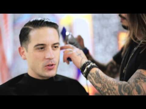 G-Eazy - Official Haircut & Style - YouTube