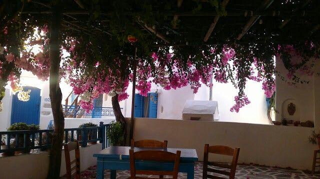 Loudaros Taverna, Langada