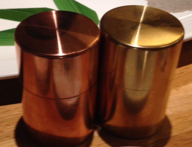 Kaikado tea leaf boxes