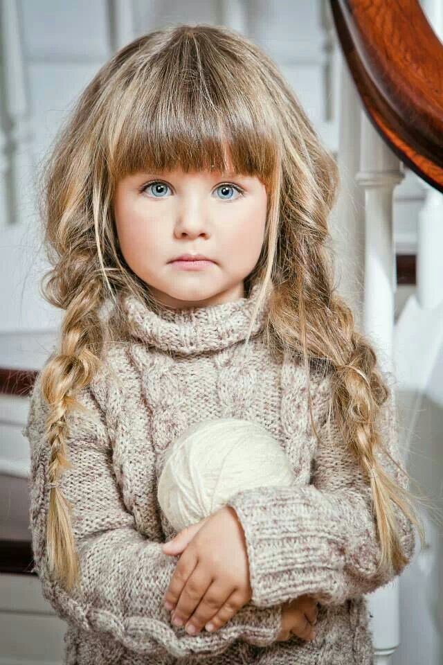 Love the hairstyle #kinderhaarstijl #vlechtjes #pony